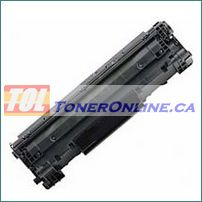 Canon 125 (3484B001AA) Black Compatible Toner Cartridge for ImageCLASS LBP6000