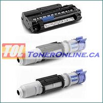Brother TN200 Compatible Toner 2PK and Brother Compatible Drum DR200 1PK