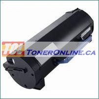Dell 331-9806 (1V7V7) High Yield Black Compatible Toner Cartridge for Dell B2360d, B2360dn, B3460dn, B3465dnf