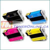 Epson T288XL120-T288XL420 High Yield Compatible Ink Cartridges 4 Color Set for Expression XP-330, XP-430, XP-434