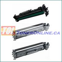 HP CF217A 17A Compatible Toner Cartridge and CF219A 19A Compatible Drum Unit 2PK for LaserJet Pro M102W, M130FN