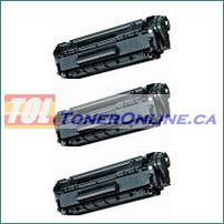 HP CF279A 79A Black Compatible Toner Cartridges 3PK for LaserJet Pro MFP M26nw, M12w