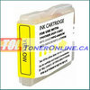 Brother LC51 Yellow Compatible Ink Cartridge for DCP-130C MFC-230C