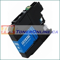 Brother LC203C Cyan Compatible Ink Cartridge for MFC-J4320DW, MFC-J4420DW