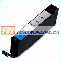 Canon CLI-271XLC (0337C001) High Yield Cyan Compatible Ink Cartridge for PIXMA MG5720, MG5721