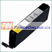 Canon CLI-271XLY (0339C001) High Yield Yellow Compatible Ink Cartridge for PIXMA MG5720, MG5721