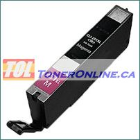 Canon  CLI-251X CLI-251M XL Magenta Super High Yield Compatible Ink Cartridge for iP7220 MG5420