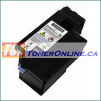 Dell 331-0778 Black High Yield Compatible Toner Cartridge for Color Laser 1250c Multi-Function 1355cn
