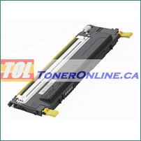 Dell 330-3013 Yellow Compatible Toner Cartridge for Color Laser 1230c 1235c
