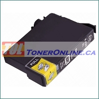 Epson T220XL120 T220XL1 Black High Yield Compatible Ink Cartridge for Expression XP-320, XP-420