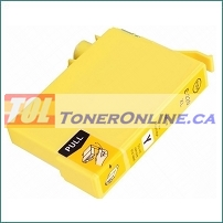 Epson T220XL420 T220XL4 Yellow High Yield Compatible Ink Cartridge for Expression XP-320, XP-420