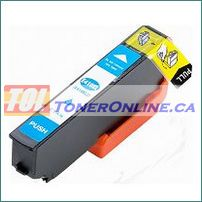 Epson T410XL220 T410XL2 High Yield Cyan Compatible Ink Cartridge for Expression Premium XP-530, XP-630
