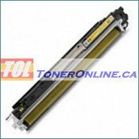HP CE312A 126A Yellow Compatible Toner Cartridge for Color LaserJet CP1025nw & 100 MFP M175nw