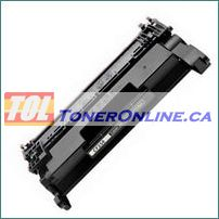 HP CF258X 58X (NO CHIP)  Black Compatible Toner Cartridge for LaserJet Pro M404dn