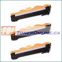 HP CF230X 30X High Yield Compatible Toner Cartridges 3PK for LaserJet Pro M203DW, M227D
