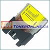 Brother LC61 Yellow Compatible Ink Cartridge for MFC-290C MFC-295CN