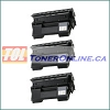 Okidata 52114501 Black Compatible Toner Cartridges 3PK for B6200