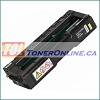 Ricoh 406044 High Yield Yellow Compatible Toner Cartridge for SP C220A, SP C220DN