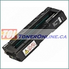 Ricoh 406046 High Yield Black Compatible Toner Cartridge for SP C220A, SP C220DN