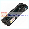Ricoh 406047 High Yield Cyan Compatible Toner Cartridge for SP C220A, SP C220DN