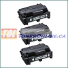 Ricoh 406683 Black Compatible Toner Cartridge 3PK for Aficio SP 5200, SP 5210SF