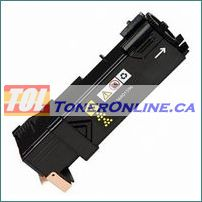 Xerox 106R01596 Yellow High Yield Compatible Toner Cartridge for Phaser 6500 WorkCentre 6505
