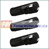 Xerox 106R02722 High Yield Black Compatible Toner Cartridges 14.1K 3PK for Xerox Phaser 3610