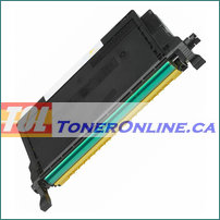 Samsung CLP-Y660B YelLow Compatible Toner Cartridge for CLP-610ND CLX-6200FX